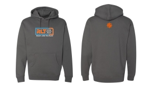 RLT hood sweatshirt